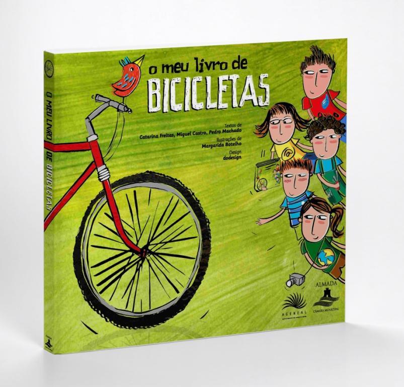 O meu livro de bicicletas